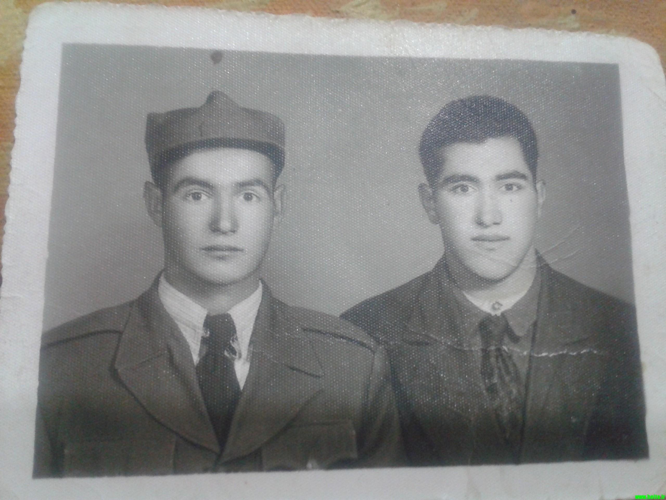 سربازان قدیم